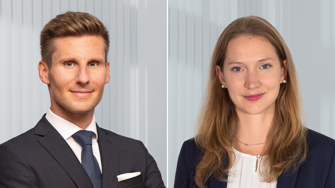Daniel Sailer, Sustainable Investment Office, Julia Flauaus-Dengler, Metzler Pension Management GmbH